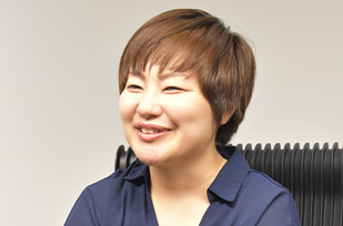 Webデザイナーの保坂 亜希さん