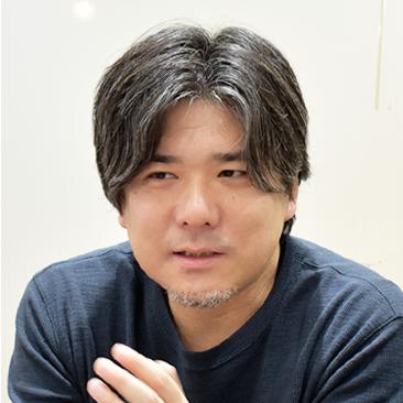 Webプロデューサーの池田 圭一さん