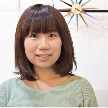 Webデザイナーの池田 彩さん
